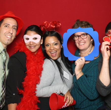 group photobooth picture